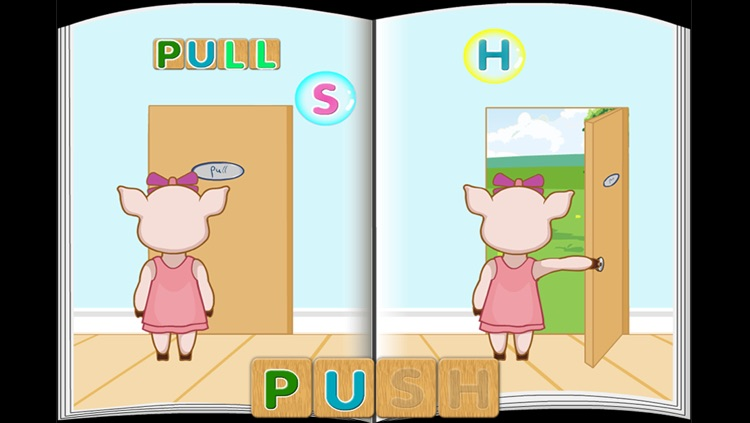 Animated Verb: First Words FREE screenshot-4