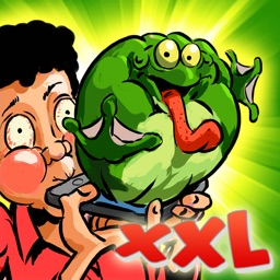 Blow Up The Frog XXL - for iPad, HD