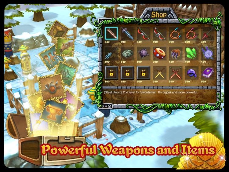 Wild Defense HD screenshot-4