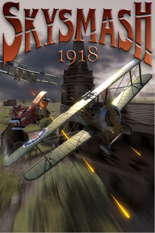 SkySmash 1918 screenshot-4