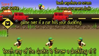 Duck Crossing screenshot two