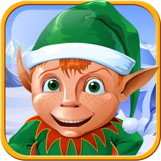 Christmas Elf Run icon