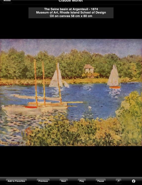 Fine Art HD - Impressionists