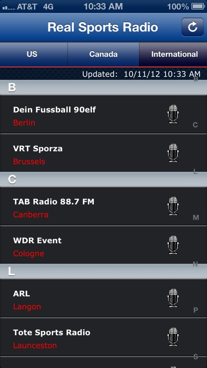 Sports Radio Live screenshot-3