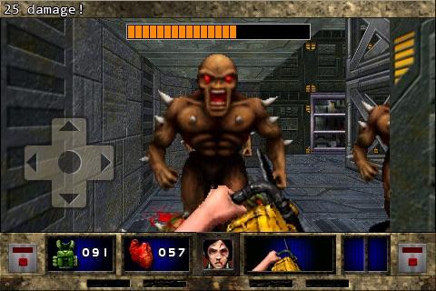 DOOM II RPG screenshot-3
