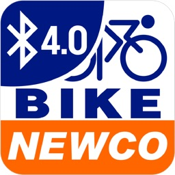 Newco Bike Speed and Cadence