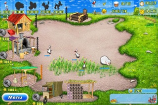 Farm Frenzy Screenshot on iOS