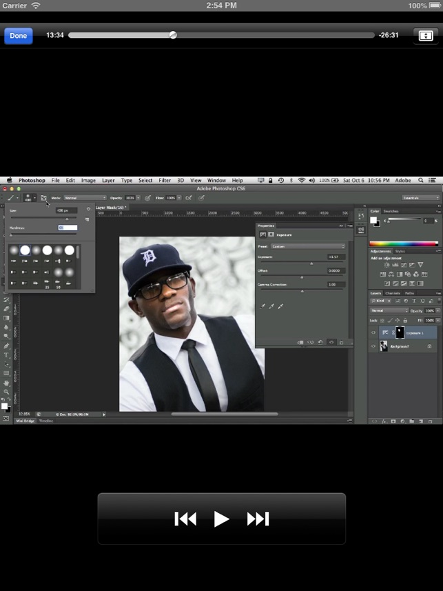 learn for photoshop cs6 on the app store rh itunes apple com Adobe Photoshop CS6 Serial Number Adobe Photoshop CS2