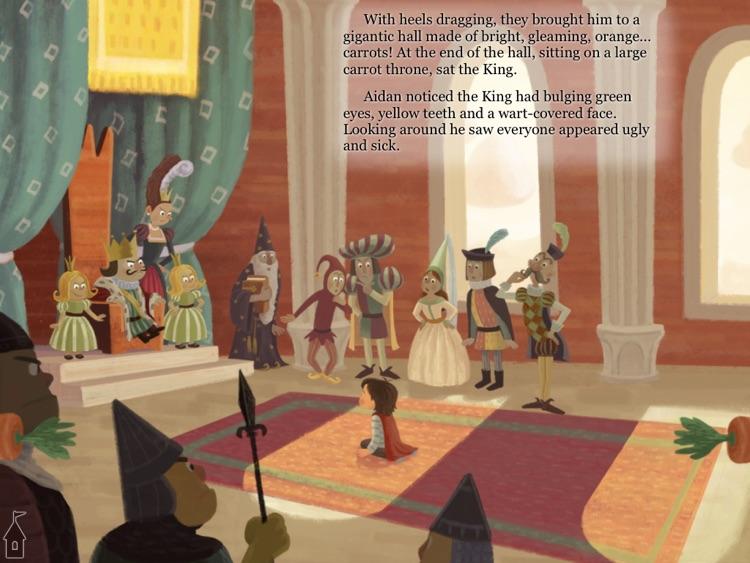 The Prisoner of Carrot Castle screenshot-3