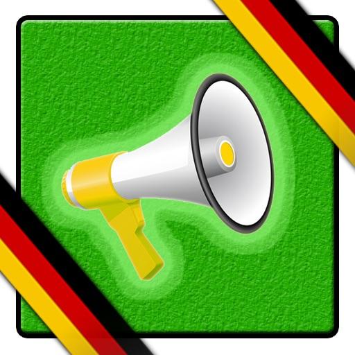 Das Deutschland Megafon