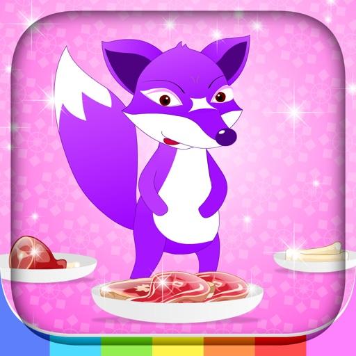 BabyStar : 狐狸分猎物