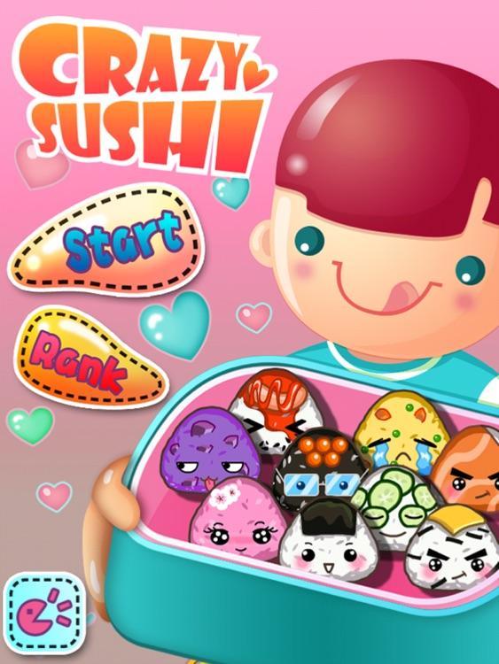 Crazy Sushi iPad