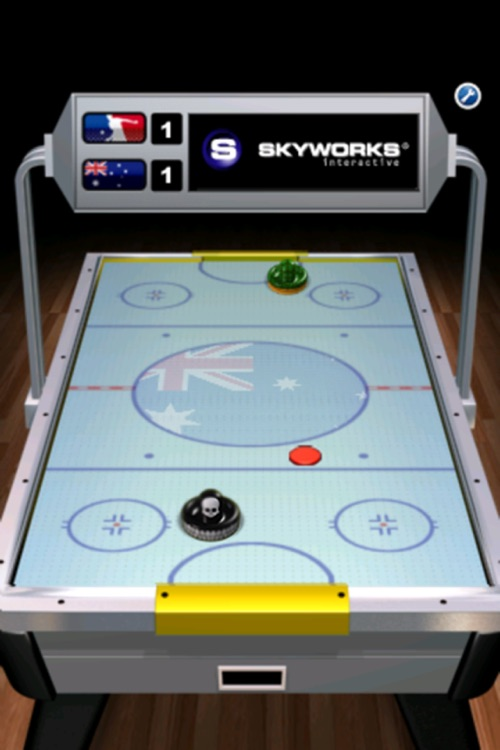 World Cup Air Hockey™ Free screenshot-0