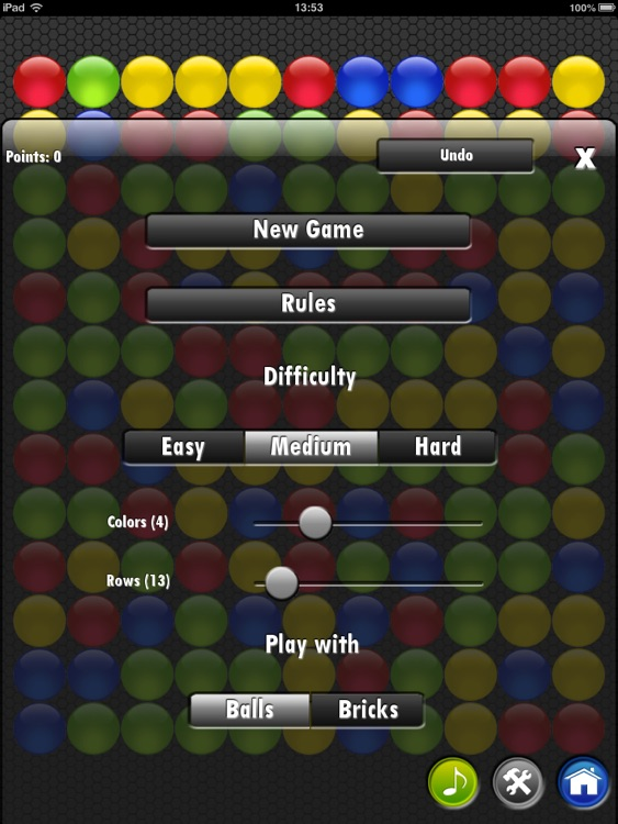 Samegame HD FREE! screenshot-3