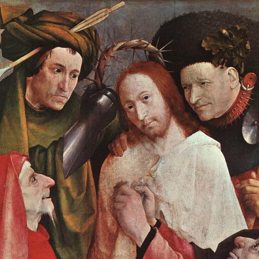 Hieronymus Bosch Virtual Art Gallery