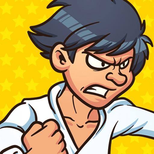 Каратист против Ниндзя - Лучшая игра для кунг-фу мастеров