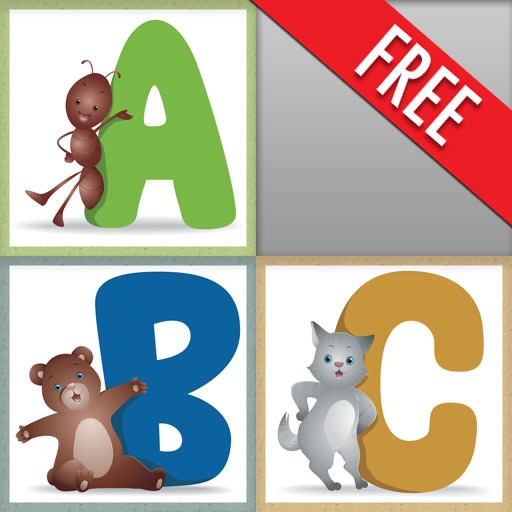 Kids ABC Alphabet Puzzle Game