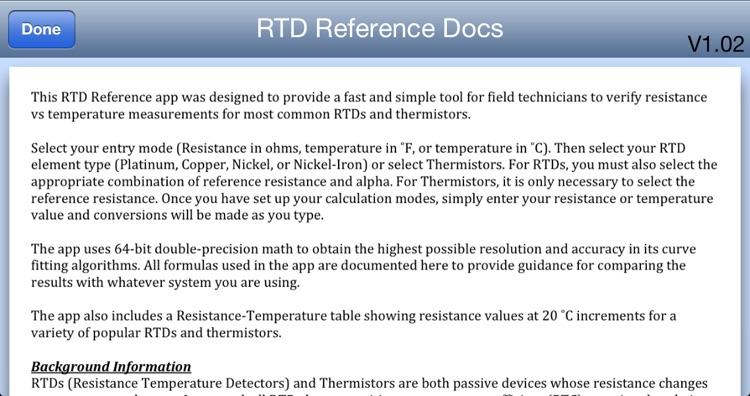 RTD Reference screenshot-4