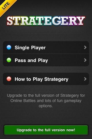 Strategery Lite
