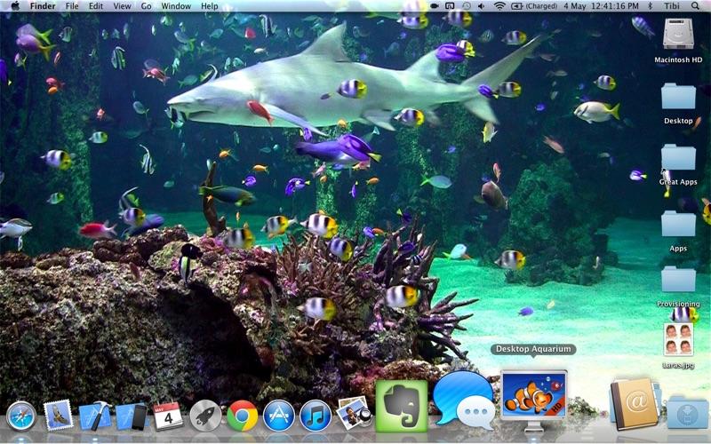 Sim aquarium 3 live wallpaper mode in windows 8 youtube.