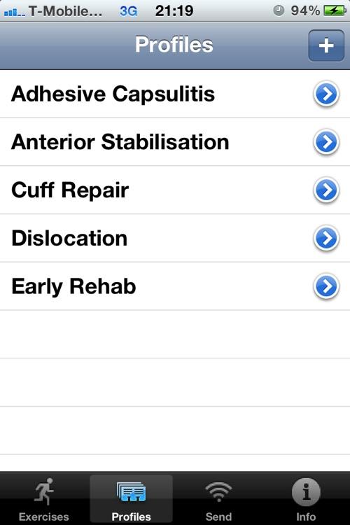 ShoulderTherapist screenshot-3
