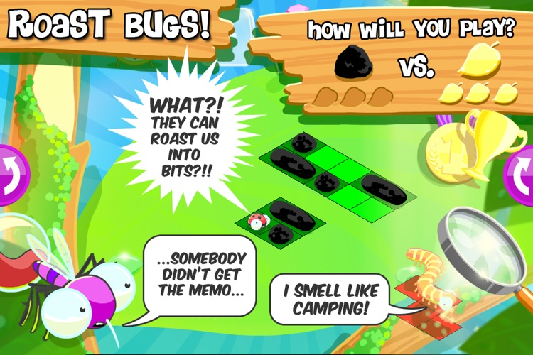 Gone Buggy Free screenshot-1