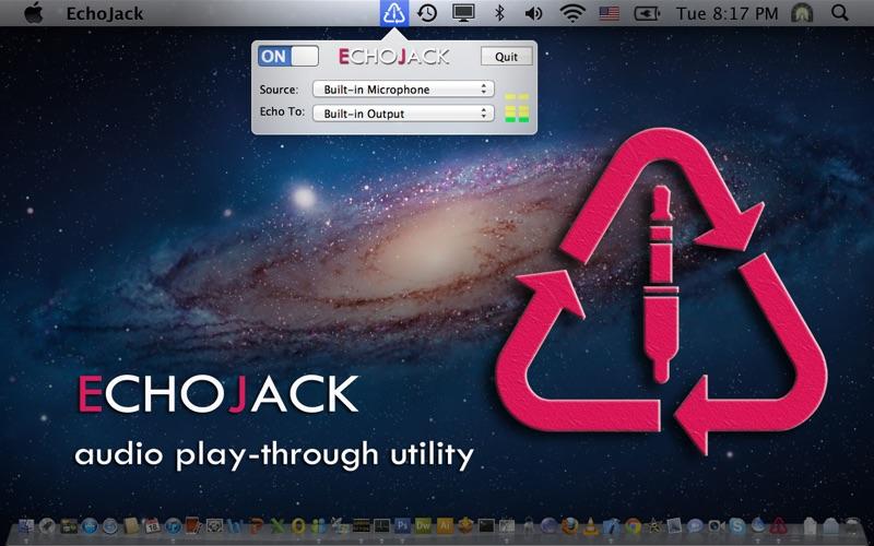 EchoJack Screenshot