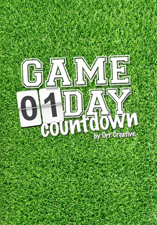 Game Day Sports Countdown