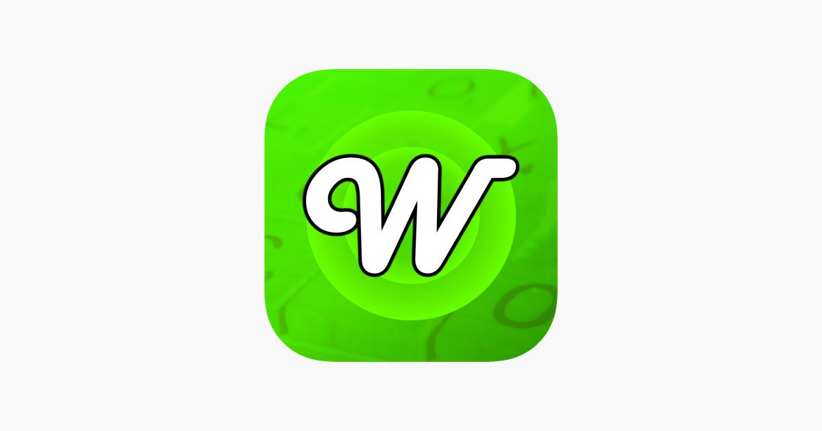 Wordr Helper Voor Wordfeud In De App Store