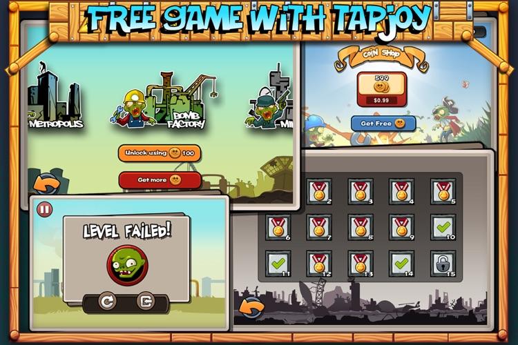 Bomb The Zombies screenshot-4