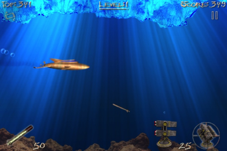 Submarine screenshot-3