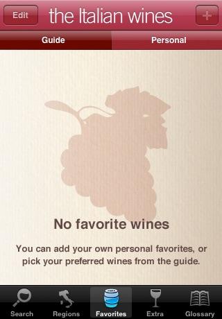 the Italian wines screenshot-4