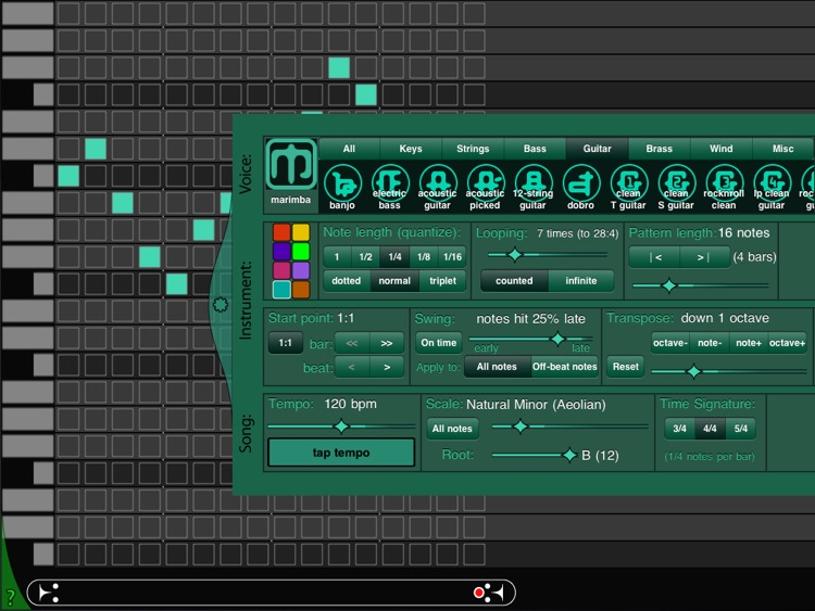 PatternMusic MXXIV screenshot-4
