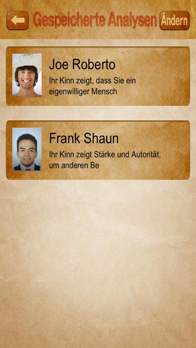 Face Reading Booth Gratis - Wie Astrologie, Horoskope und Tarot, aber für Ihr Gesicht!Screenshot von 4
