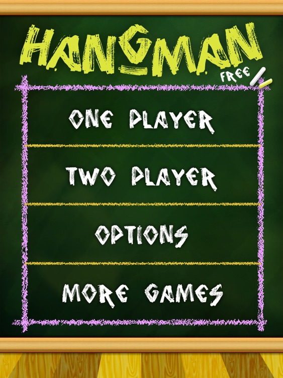 Hangman Free HD