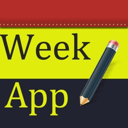 Week App - For finding week numbers from 1900 till 2050, all in one app!