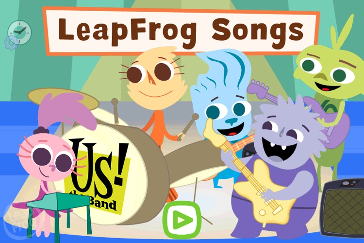 LeapFrog Songs:  Sing Along with Us!