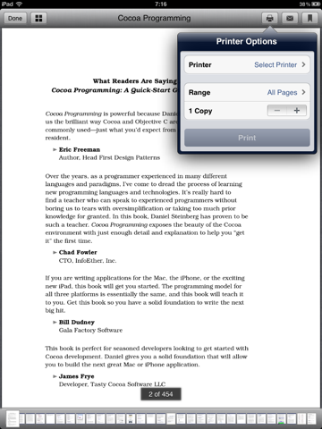 Download PDF Reader Free for iPhone and iPad by XIJUN FENG