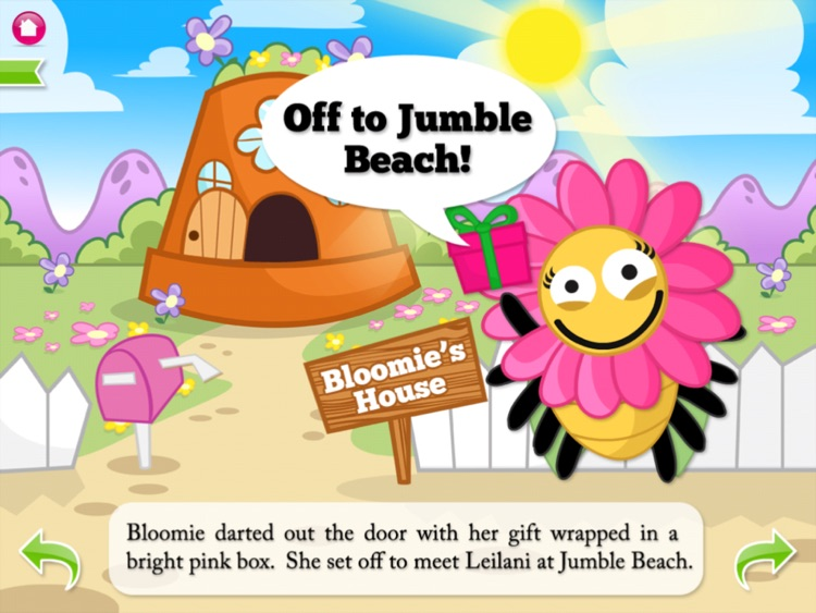 Jumble Bugs Book One: Bloomie & The Birthday Blunder