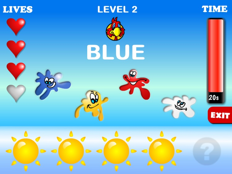 ABC - Letters, Numbers, Shapes and Colors with Mathaliens HD screenshot-3