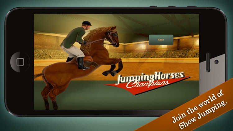 Jumping Horses Champions screenshot-4