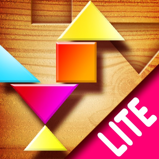 My First Tangrams - A Wood Tangram Puzzle Game for Kids - Lite version