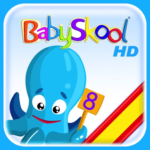 Learning Numbers in Spanish HD