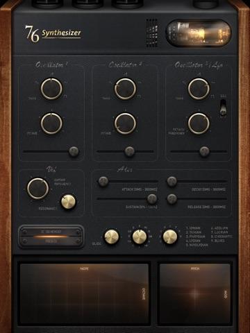 76 Synthesizer