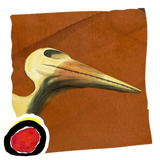 Fossil is an interactive story for curious kids and budding scientists which talks about stones that once were dinosaur bones. An archaeological narrative by Claire Ewart. (iPhone Version, by Auryn Ap