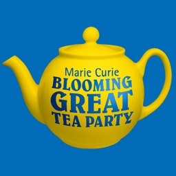Marie Curie Blooming Great Tea app