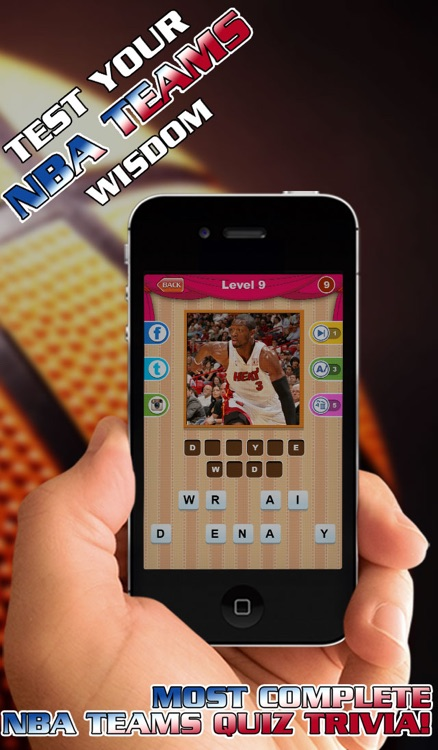 Allo! Guess the Basketball Star - NBA Player edition Photo Pic Trivia