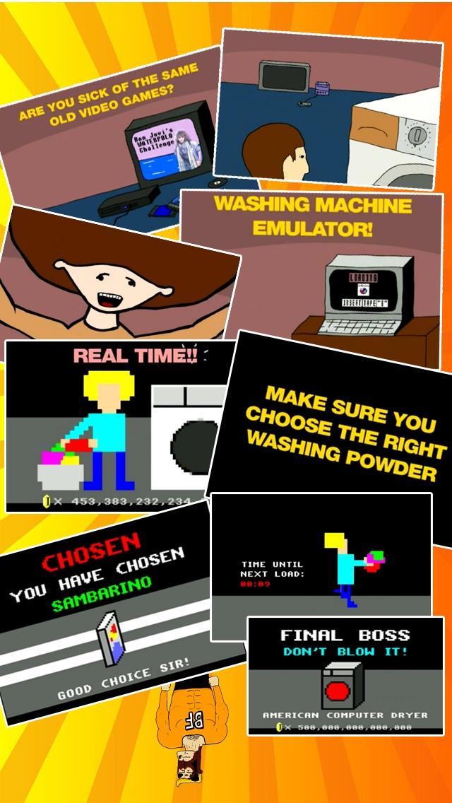 Washing Machine Emulator-0