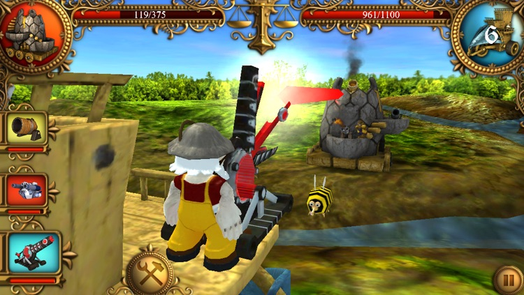 Bang: Battle of Manowars screenshot-3