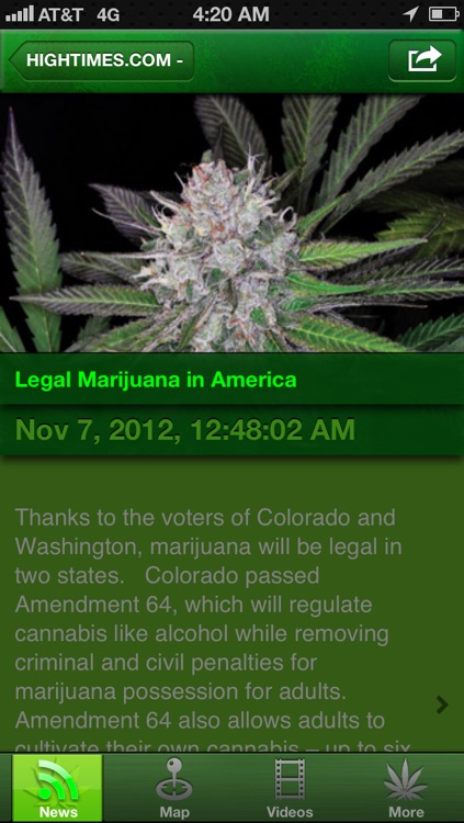 Cannabis News Pro screenshot-2